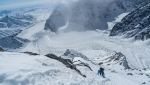 Mount Huntington: Clint Helander and Jess Roskelley climb complete South Ridge in Alaska