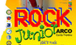 Rock Junior, hundreds of children and their parents at Arco for the climbing game.