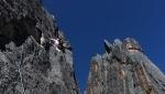 Alpinismo in Bolivia: nuova via nella poco conosciuta Cordillera Quimsa Cruz