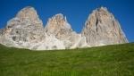 Dolomiti: l'altro Sassolungo