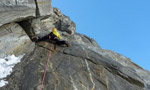 Argentiere Rive Gauche new routes