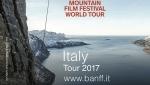 Banff Mountain Film Festival, a Champoluc (AO) la tappa finale del tour 2017