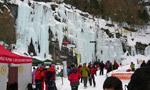 Festa del ghiaccio 2010 - Anfiteatro di Castello, Pontechianale
