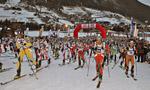 Sellaronda Ski Marathon al via