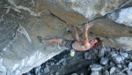 Adam Ondra climbs Silence, world's first 9c at Flatanger in Norway