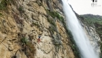 Spaniards claim two new climbs and one first free ascent in Peru