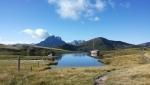 Alta Badia: l'escursione alla Malga Munt da Rina e Lago Lè de Rina