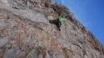 Spes Ultima Dea, nuova via d'arrampicata al Crozzon di Brenta