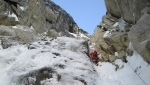 New mixed climbs in Alaska's Revelation Mountains