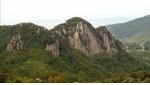 Rocca Pendice, l'arrampicata e le cadute nel silenzio
