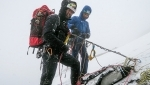Slovaks climb new route up Pik Alexander Blok in Pamir Alay, Kyrgyzstan