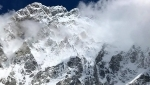 Nuptse South Face, extraordinary new French route climbed by Degoulet, Guigonne, Millerioux