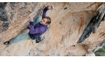 Angela Eiter climbs historic first female 9b with La planta de shiva in Spain