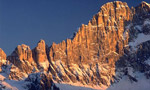Civetta Dolomites double: first winter ascents of Chimera Verticale and W Mexico Cabrones