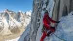 Shivling, the video of Simon Gietl and Vittorio Messini climbing  Shiva's Ice