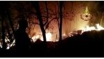 Incendi in Val di Susa: ordinanza chiusura ferrata e falesia Anticaprie