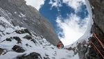 Cerro Kishtwar, new route in Himalaya climbed by Thomas Huber, Stephan Siegrist, Julian Zanker