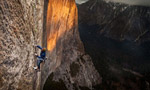 Mescalito live on El Capitan by Tommy Caldwell and Kevin Jorgeson