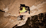 Tommy Caldwell abandons Dawn Wall
