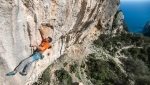 Cengia Giradili, video of the new crag in Sardinia
