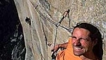 Alexander Huber finds and frees El Corazon on El Capitan