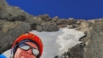Mountaineering in New Zealand, Ben Dare climbs new route on Mount Cook