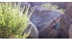 Miracle boulder fall