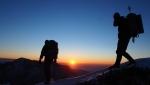 L'attraversamento invernale delle Alpi di Alberto Paleari