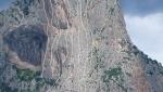 Mediterraneo a Punta Giradili, l'arrampicata tra cielo e mare