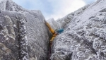 Scotland: superb new winter climb established by Greg Boswell and Guy Robertson