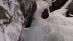Winter climbing in the Orobie Alps / New mixed route in Valle di Trona