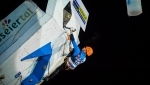 Ice Climbing World Cup: HanNaRai Song extends her lead, Mohammadreza Safdarian Korouyeh claims Iran's first victory