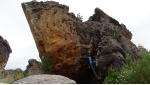 12-year-old Oriane Bertone boulders 8B+