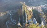 Pennadomo, arrampicare in Abruzzo