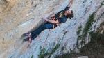 Daniel Woods climbs La Capella 9b at Siurana