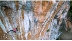 Climbing in Mallorca with Margo Hayes, Paige Claassen, Emily Harrington