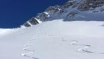 Lo scialpinismo e la gioia dello sciatore libero. Di Matteo Pellin - Società Guide Alpine Courmayeur