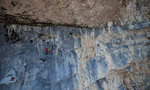Monte Brento new 8b multi-pitch climb by David Lama and Jorg Verhoeven