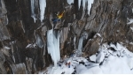Albert Leichtfried, Benedikt Purner climb new ice in Iceland