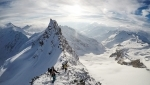 Red Bull Der Lange Weg: the ski mountaineering traverse reaches halfway point