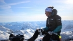 Tamara Lunger withdraws from Der Lange Weg ski mountaineering traverse of the Alps
