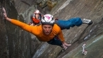 Caroline Ciavaldini e l'arrampicata su the Quarryman in Wales