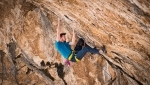 Video: Jernej Kruder climbing at Omiš in Croatia