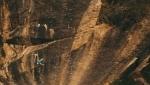 Felix Kiem rides Himmelsreiter at Saustall