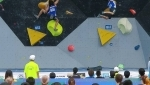 Climbing World Cup 2018: Boulder & Speed live from China
