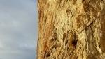 Via Elia, new Dolomites rock climb above Selva di Val Gardena