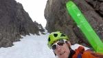Discese con gli sci nel gruppo della Cima d'Asta e Alta Val Tolvà