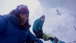 Luka Lindič & Ines Papert: safe and sound after Shishapangma avalanche