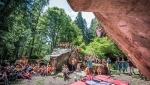 GraMitico 2018: condividere e scoprire il boulder in Valle di Daone con Adam Ondra, Stefano Ghisolfi e Sara Grippo