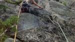 Magic Wood, nuova arrampicata trad nel paradiso del boulder svizzero